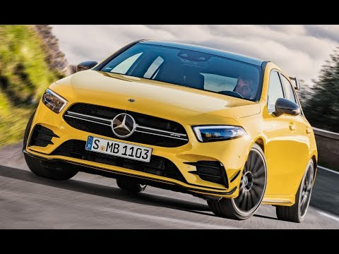2019 Mercedes-amg A35 4matic 302 Hp - Ready To Fight Golf R And S3