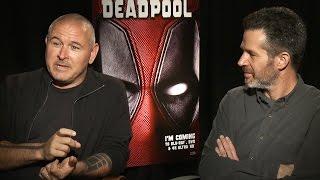 Director Tim Miller & Producer Simon Kinberg Talk
