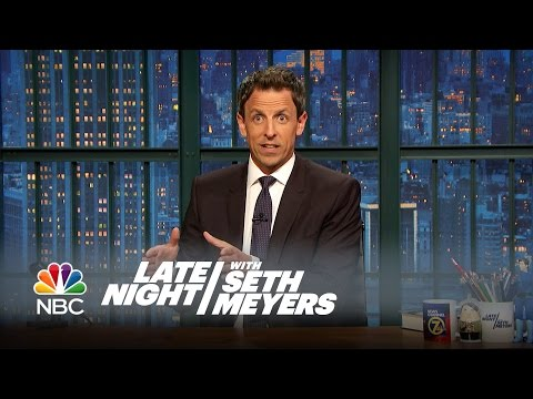 Couple Things: TSA Screw-Ups – Late Night with Seth Meyers