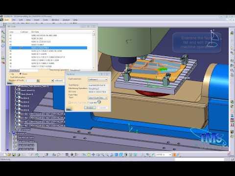 IMSpost and IMSce for CATIA V5/V6