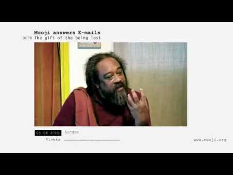 Mooji Answers: What To Do With the Feeling of Being Lost?