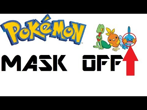 Pokemon Mask Off
