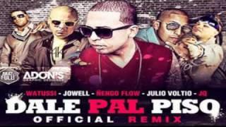 Watussi Ft Jowell,Ñengo Flow, Voltio JQ - DALE PAL PISO [OFFICIAL REMIX] [Reggaeton 2011] Watussi Ft Jowell,Ñengo Flow, Voltio JQ - DALE PAL PISO [OFFICIAL R...