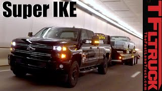 2016 Chevy Silverado 2500 HD Midnight Z71 Super Ike Gauntlet Review by The Fast Lane Truck