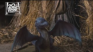 "Video Eragon | ""Feeding a Dragon"" Clip 