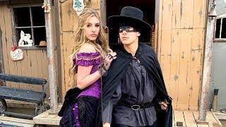 The Untold Story of Zorro | Lele Pons & Juanpa Zurita