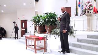 Pastor Donnie McClurkin - What Are We Doing ?
