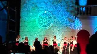 1. Festival ženskih klapa 'Omišljanska rozeta', Omišalj, 4. kolovoza 2015.