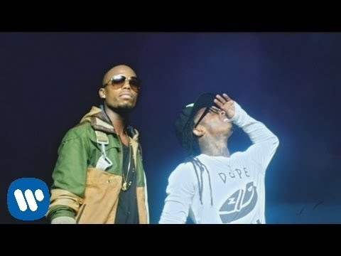 B.o.B - Strange Clouds ft. Lil Wayne [Official Video]