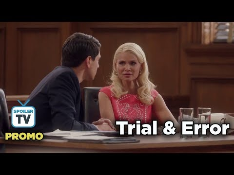 Trial and Error Season 2 Trailer