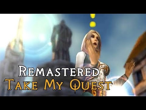 Sharm ~ Take My Quest (Remastered)