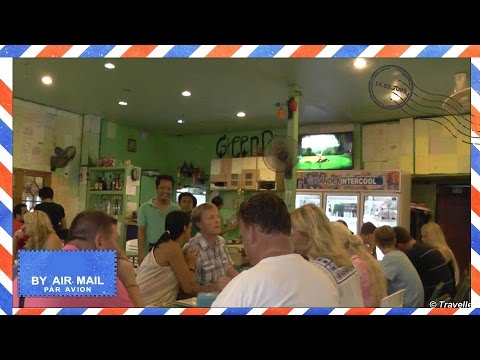 Greenbird – Chaweng Beach restaurants – Best Koh Samui Thai restaurants – Koh Samui attractions