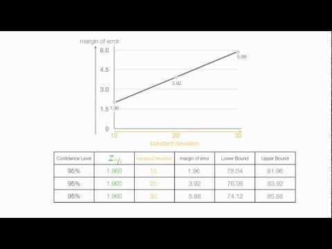 Wie berechne Fehlerquote und Standardabweichung