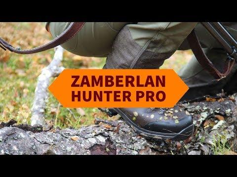 Scarponi da caccia Zamberlan Hunter Pro