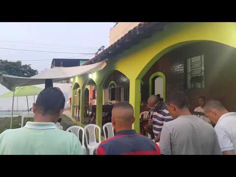 Assembléia de Deus Ministério Deus é Fiel-em Sape  RETIRO 2012