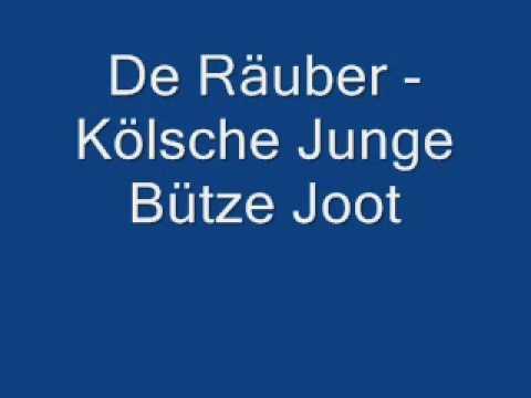 Kölsche Junge Bütze Joot: Video und Text