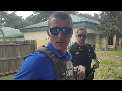 Cop Lying To Obstruct Newsman From Filming