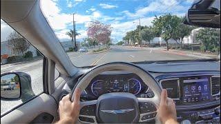 2020 Chrysler Pacifica Hybrid Limited POV Drive (3D Audio) by MilesPerHr