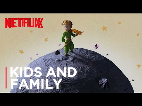 The Little Prince Moves To Netflix Gets A New