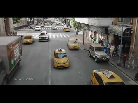 Inside Man, Most Wanted VFX Breakdown