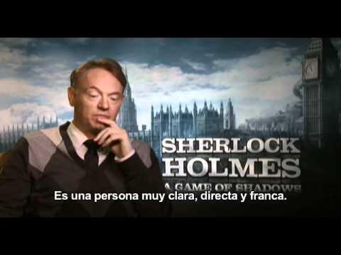 Sherlock Holmes: Juego de Sombras - Jared Harris?>
