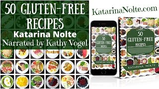 50 Gluten free Recipes  - Audiobook Preview  - Promotional Video