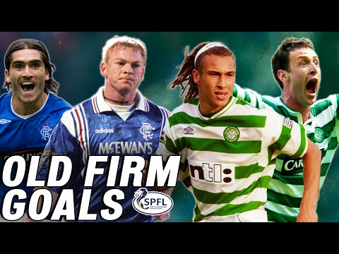 Celtic vs Rangers   Ten Classic Goals   Pick Your Favourite!   Ladbrokes Premiership