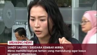 Video Sandy Salihin : Jessica itu tidak punya teman, terutama di Indonesia - iNews Breaking News 19/09 MP3, 3GP, MP4, WEBM, AVI, FLV November 2018