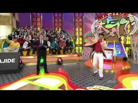 Game show Nhật Bản - Cười đau bụng 8