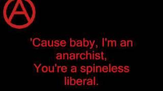 Download Lagu against me! - baby i'm an anarchist (lyrics) Mp3