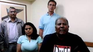 Ministro Manuel Fernandez sé Reúne con Presidentes de las Federaciones 03/02/15