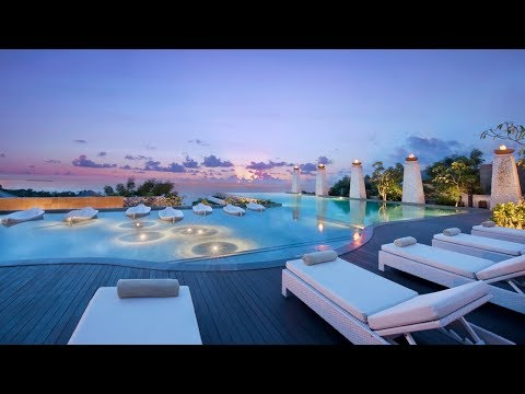 Banyan Tree Ungasan Resort (Bali, Indonesia): full tour