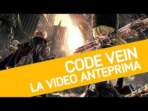 Code Vein: Anteprima dell'Action RPG Soulslike di Bandai Namco
