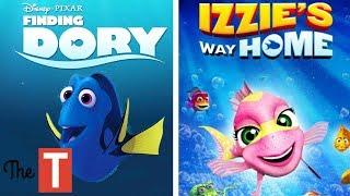 Video 10 Animated Movies That Copied Disney MP3, 3GP, MP4, WEBM, AVI, FLV Mei 2019