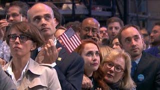 Video Why didn't Clinton concede in front of supporters MP3, 3GP, MP4, WEBM, AVI, FLV Maret 2019