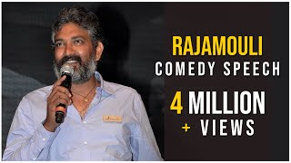 Video Rajamouli Comedy Speech  - Dikkulu Choodaku Ramayya Audio Launch Live MP3, 3GP, MP4, WEBM, AVI, FLV September 2018