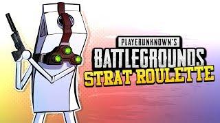 PUBG Strat Roulette! - Sam 'Fisher Price' (PUBG Splinter Cell Challenge)