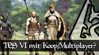 Shared World, Multiplayer, Koop - Elder Scrolls VI Video