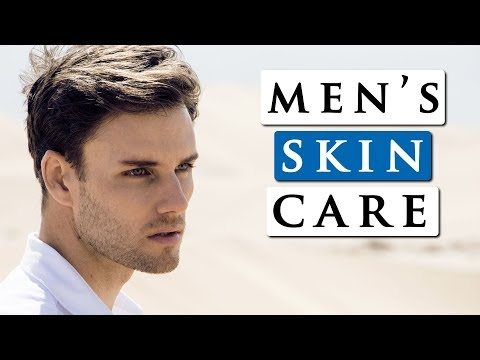 How to get CLEAR SKIN for men | 7 MALE MODEL SKIN CARE TIPS