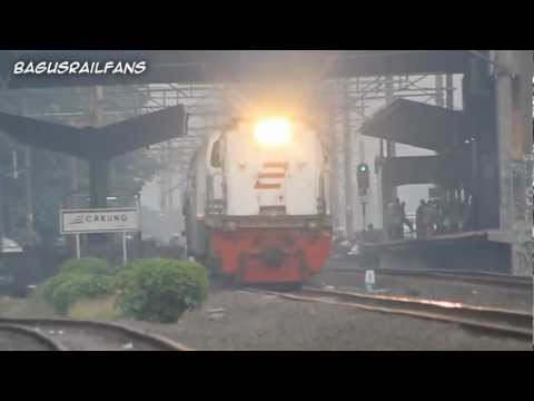 Indonesia Raya and Indonesian Railway