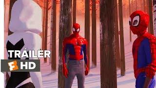 Video Spider-Man: Un Nuevo Universo -Tráiler 2 - Español Latino MP3, 3GP, MP4, WEBM, AVI, FLV Januari 2019