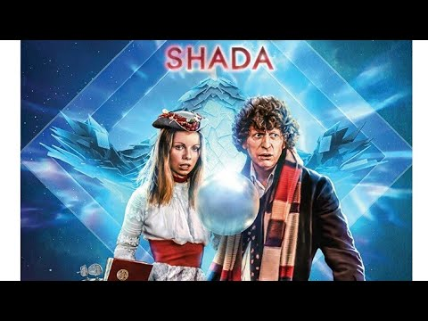DOCTOR WHO: Shada 2017 DVD Unboxing Review