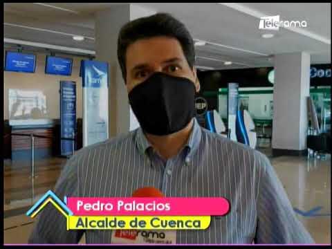 Aeropuerto de Cuenca Mariscal La Mar se prepara para su reapertura