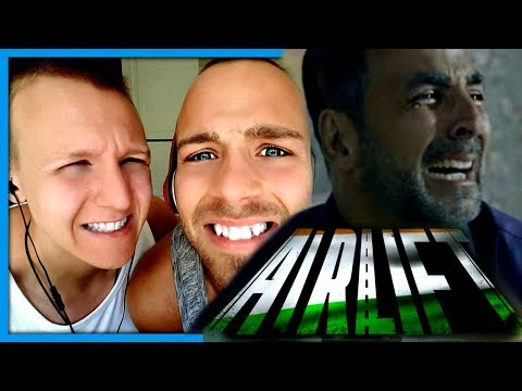 AIRLIFT 2015 Universal Trailer - ENGLISH SUBTITLES | Trailer Reaction Video by RnJ