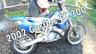 7. Steve's 2002 GasGas EC 300