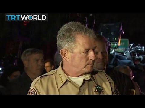 California Shooting: No confirmation of who suspect is yet
