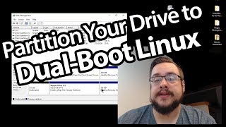 Video How to Partition/Prepare your Hard Drive to Dual-Boot Linux MP3, 3GP, MP4, WEBM, AVI, FLV Juni 2018