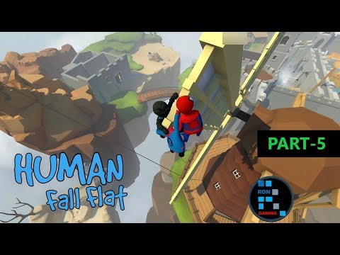 [Hindi] Human: Fall Flat | Funniest Game Ever (PART-5)