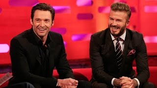 Video David Beckham's hairstyles - The Graham Norton Show: Series 16 Episode 20 - BBC One MP3, 3GP, MP4, WEBM, AVI, FLV Januari 2019