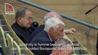 Typowy elektorat PiS :) Nie wiem co oni biorą , ale odjazd maja nieziemski :)